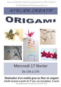 origami février 16